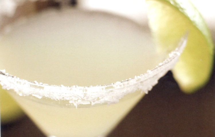 Receta de Cocina paso a paso: Tequila Margarita