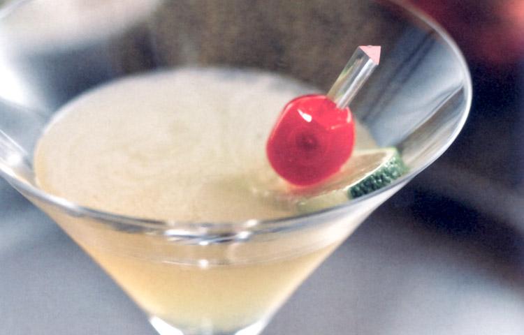 Receta de Cocina paso a paso: Whisky Sour