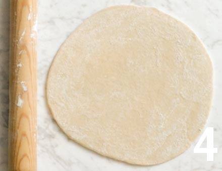 Preparacion de Pizza de Queso y Tomate - Paso 4