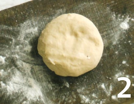 Preparacion de Masa para Pizza - Paso 2