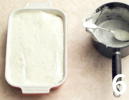 Preparacion de Canelones de Espinacas y Ricota - Paso 6