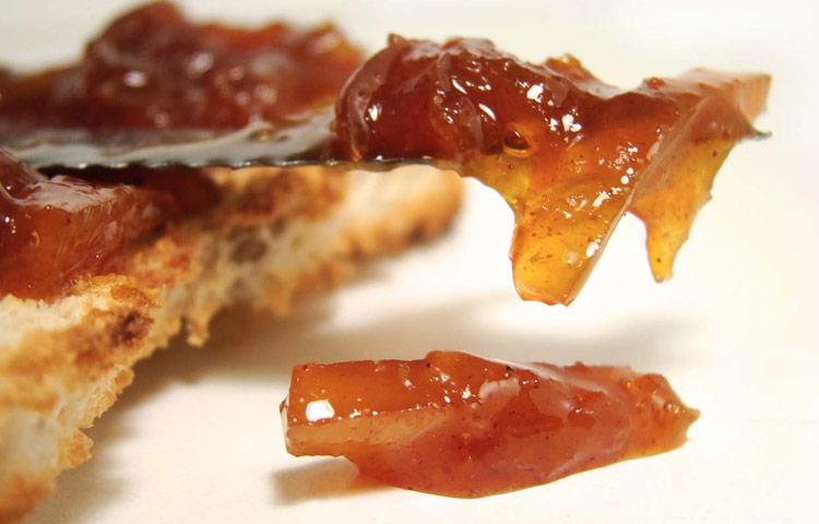 Receta de Cocina paso a paso: Dulce de Mandarinas