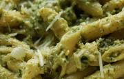 Preparación de Pesto