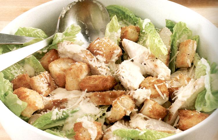 ensalada cesar tradicional