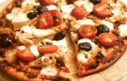 Preparación de Pizza de Atún Rápida