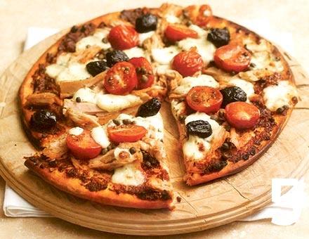 Preparacion de Pizza de Atún Rápida - Paso 5