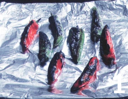 Preparacion de Entrecot a la Plancha con Salsa Picante - Paso 1