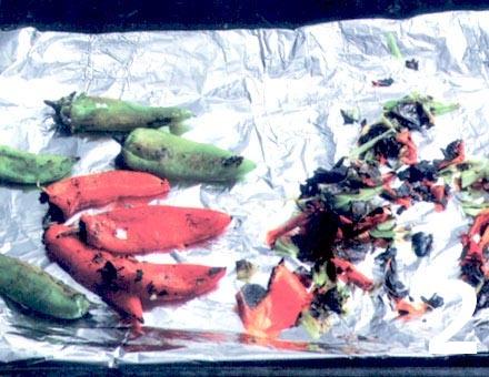 Preparacion de Entrecot a la Plancha con Salsa Picante - Paso 2