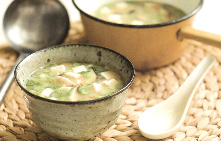 Receta de Cocina paso a paso: Sopa de Miso
