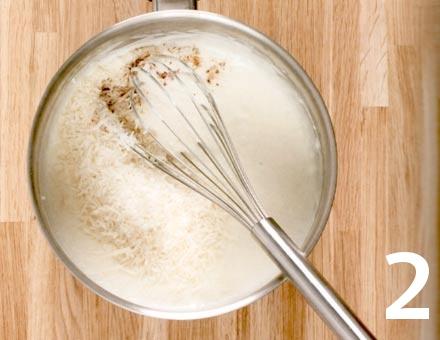 Preparacion de Lasaña con Salsa Boloñesa - Paso 2