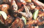 Preparación de Alitas de Pollo con Jengibre y Soja