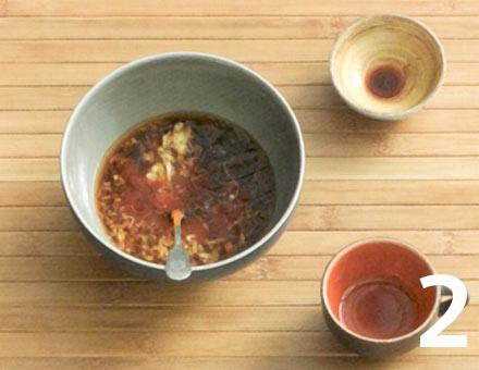 Preparacion de Alitas de Pollo con Jengibre y Soja - Paso 2