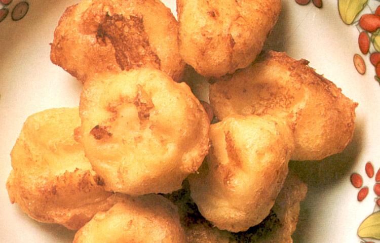 Receta de Cocina paso a paso: Fritos de Quesillo