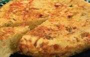 Preparación de Tortilla Española