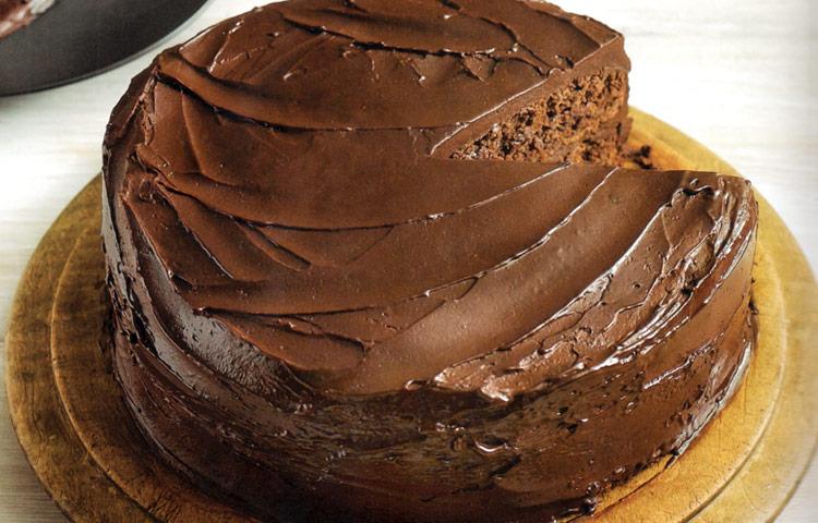 Receta de Cocina paso a paso: Pastel con Dulce de Chocolate