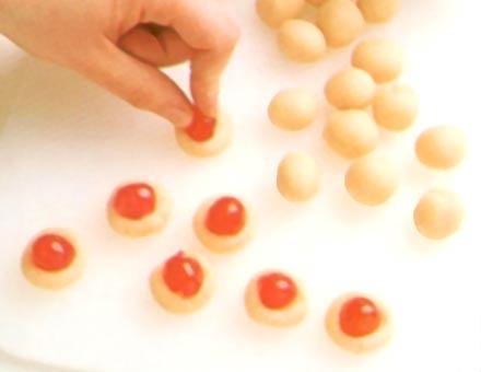 Preparacion de Receta de Cocina: Cerezas al Chocolate - Paso 1