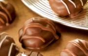 Preparación de Cerezas al Chocolate