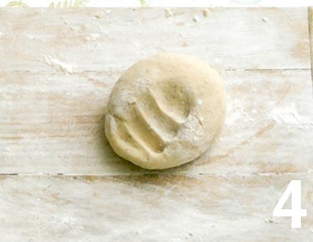 Preparacion de Receta de Cocina: Gnocchi con Pesto de Nueces - Paso 4