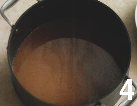 Preparacion de Receta de Cocina: Carne Estofada al Vino Tinto - Paso 4