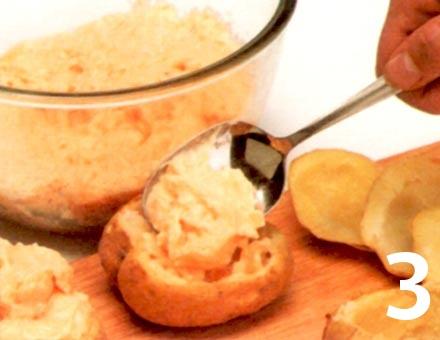 Preparacion de Receta de Cocina: Papas con Pimentón - Paso 3