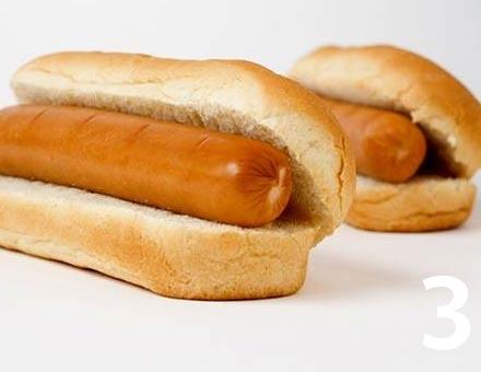 Preparacion de Receta de Cocina: Hot Dog Dinámico - Paso 3