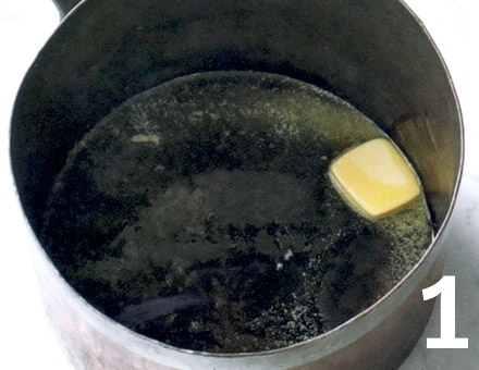 Preparacion de Receta de Cocina: Crema de Boniato y Manzana - Paso 1