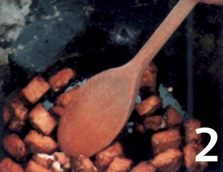 Preparacion de Sopa China de Verduras - Paso 2