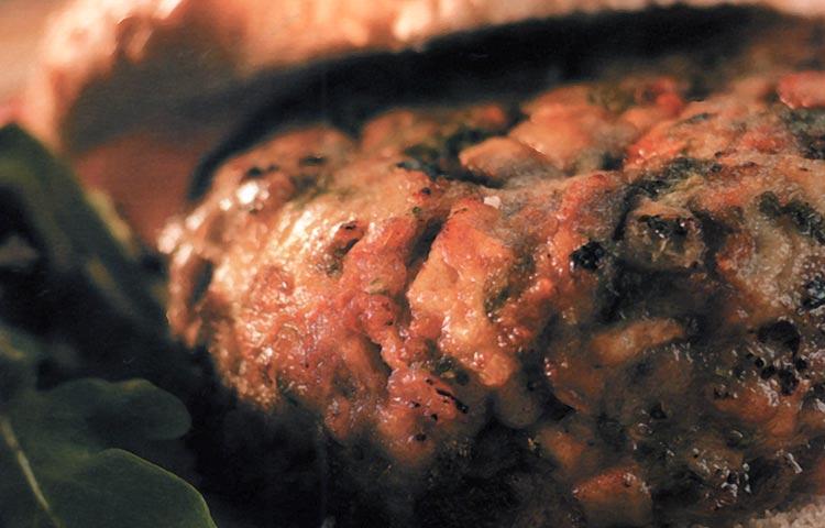 Receta de Cocina paso a paso: Hamburguesas de Porotos