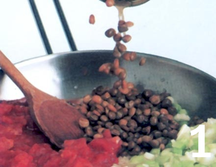 Preparacion de Musaca de Verduras - Paso 1