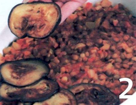 Preparacion de Musaca de Verduras - Paso 2