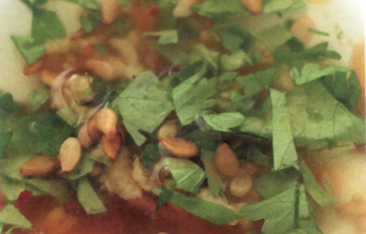 Receta de Cocina paso a paso: Vinagreta de Soya con Cilantro
