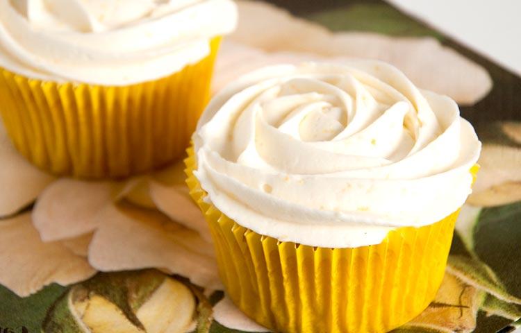 Receta de Cocina paso a paso: Cupcakes de Limón