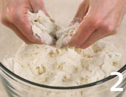Preparacion de Cupcakes de Café y Nueces - Paso 2